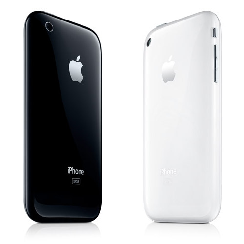 iPhone 3GS кольори